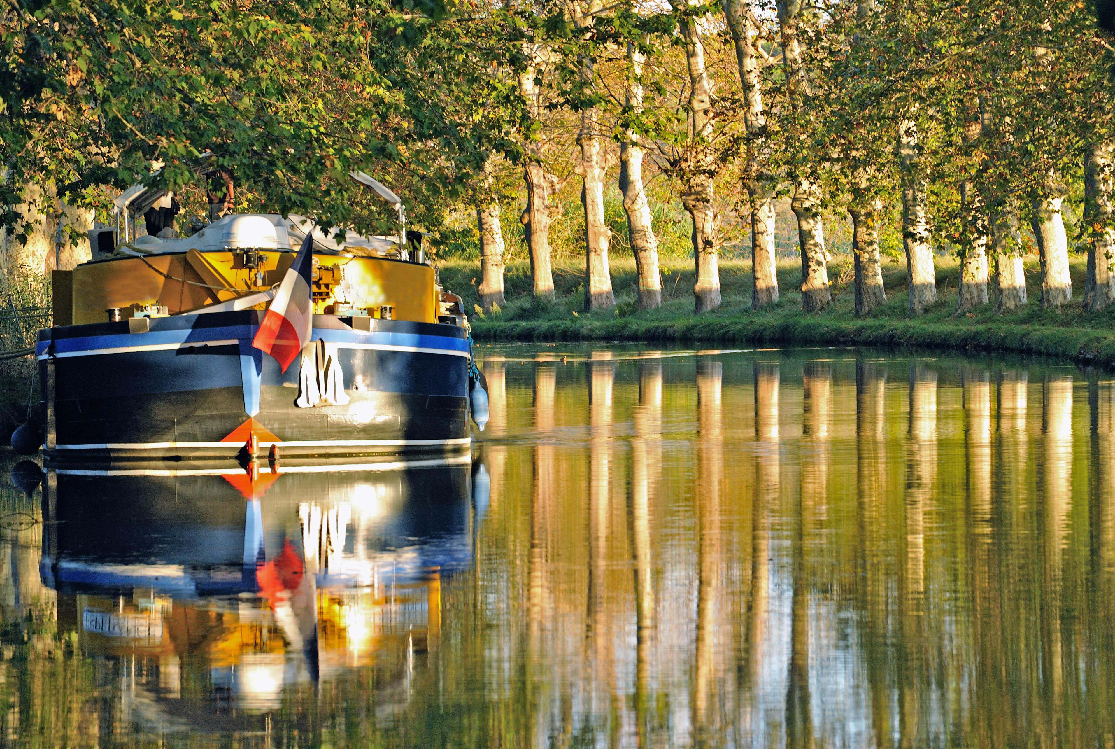 Croisiere sur le Canal du Midi